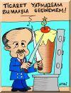 03.03.2004 tarihli D�nden Bug�ne Terc�man Gazetesi'nde 'Ticaret yapmazsam bu maa�la ge�inemem' diyen Ba�bakan Recep Tayyip Erdogan'a Berlin'de ya�ayan Karikat�rist Hayati'nin �nerisi...  Hayati'nin di�er karikat�rleri i�in t�klay�n�z...